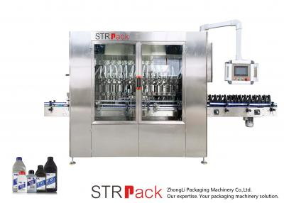 Piston type Sauce Filling Machine